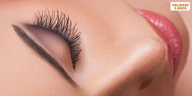 Intensifique o seu Olhar! Extensão de Pestanas Fio-a-Fio | Queluz
