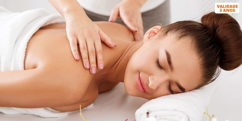 Massagem Corpo Inteiro com Óleo Puro de Cannabis | 3 Clínicas Sorria