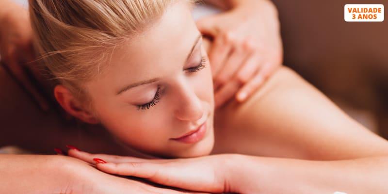 Pleno Bem-Estar! Massagem de Relaxamento de Corpo Inteiro - 1 Hora   Odivelas