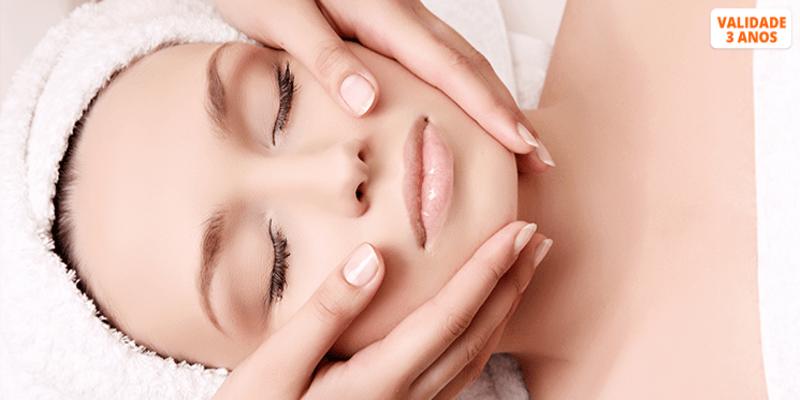 Mulheres Únicas! Limpeza Facial & Entrega Creme Hidratante | 3 Clínicas Sorria