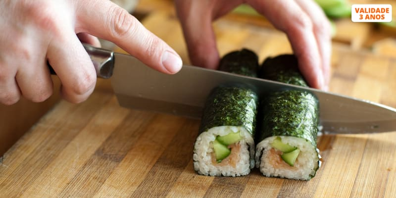 Workshop de Sushi - Até 3 Horas | Table5Store - Setúbal