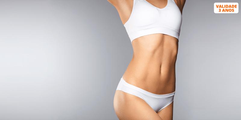 Elimine a Gordura Corporal! Criolipólise + Massagem Modeladora | Zonas à Escolha | Belas ou Carnide