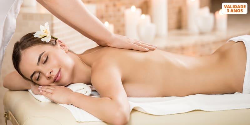 Dores Musculares? 1 ou 3 Massagens Terapêuticas ou Desportivas | 2 Locais