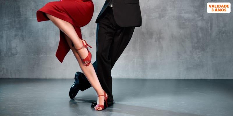 Pack de 4 Aulas de Dança - Modalidade à Escolha! Encontre o Seu Ritmo | Lisboa