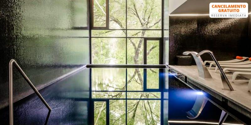 Aqua Village Resort & Spa 5* - Serra da Estrela | Estadia & Spa com Opção Jantar ou Massagem