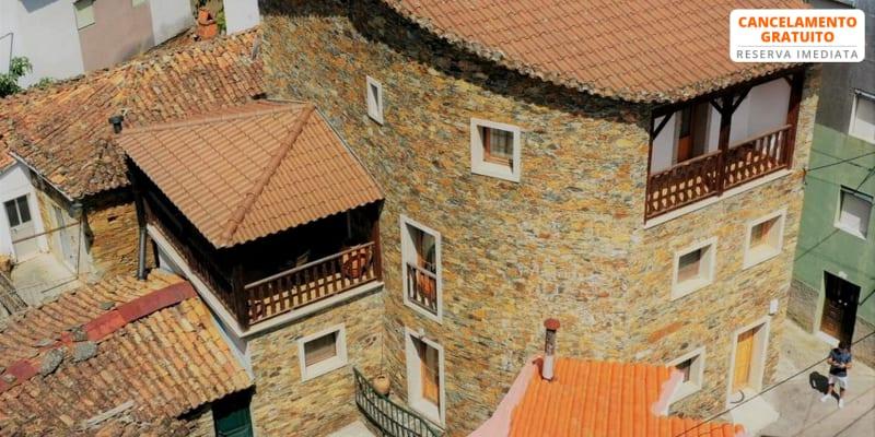 Casa da Praça - Pampilhosa da Serra   Estadia em Turismo Rural