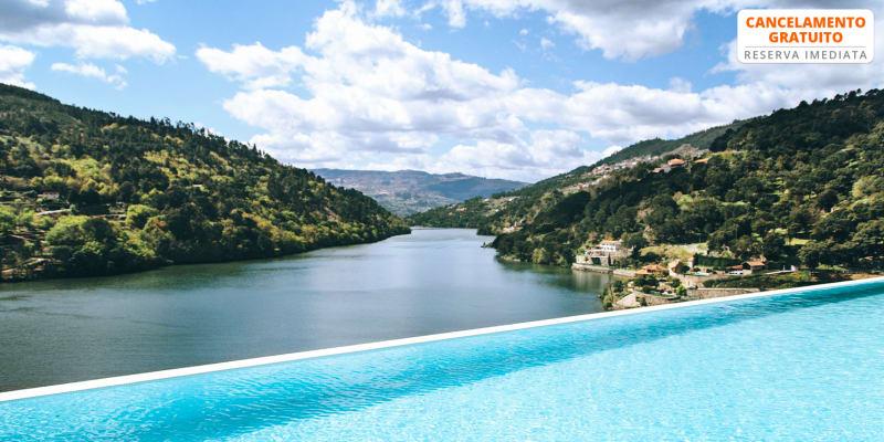 Douro Royal Valley Hotel & Spa 5* - Baião   Estadia Vista Rio & Spa com Opção Jantar
