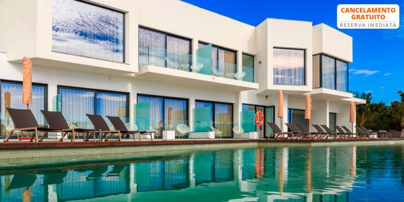 Enigma - Nature & Water Hotel 4* - Costa Vicentina | Estadia & Spa com Opção Jantar