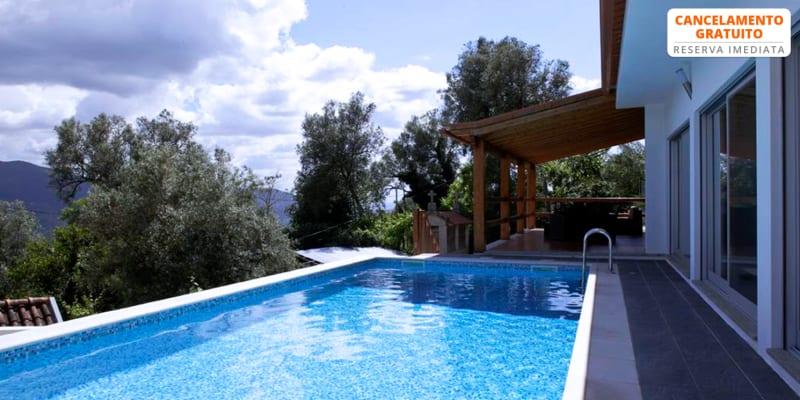Gondoriz House - Gerês | Estadia com Vista Panorâmica para a Serra até 8 Pessoas