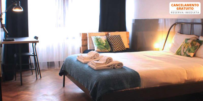República 20 Guesthouse - Lisboa   Estadia no Centro da Cidade
