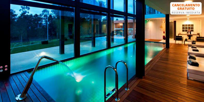 Torre de Gomariz Wine & Spa Hotel 5* - Braga | Estadia & Spa com Opção Jantar e Massagem