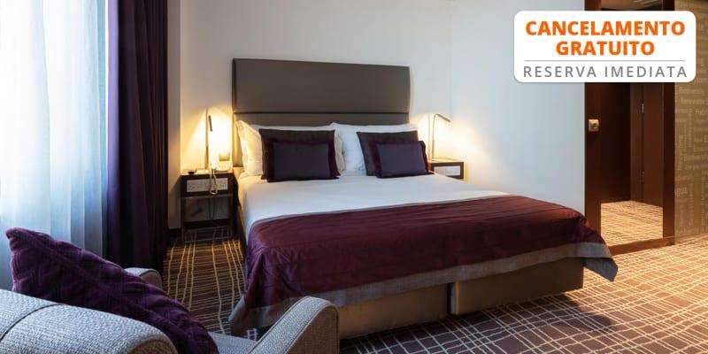 Neya Lisboa Hotel 4*   Estadia Romântica com Opção Jantar ou Massagem