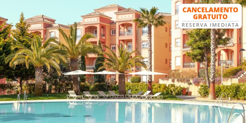 Ama Islantilla Resort 4* - Espanha   Verão Junto à Praia com Opção Meia-Pensão