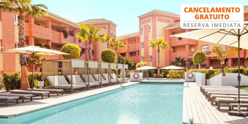 Ama Islantilla Resort 4* - Espanha | Verão em Família Junto à Praia com Opção Meia-Pensão