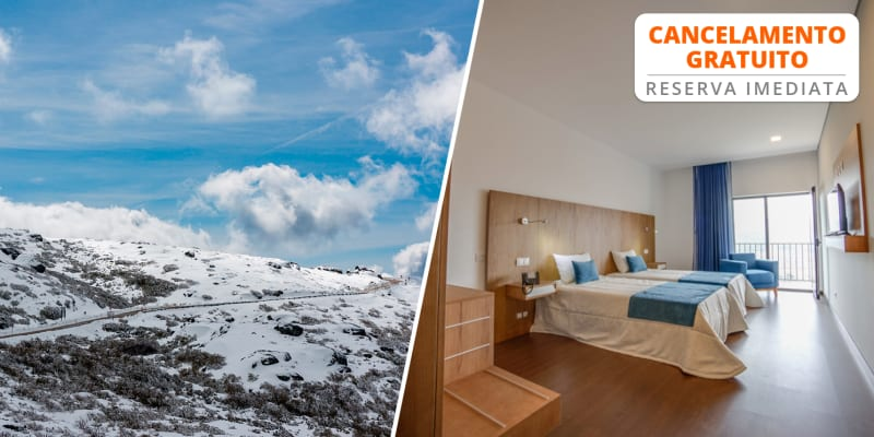 Belmonte Sinai Hotel 4* - Serra da Estrela   Escapadinha com Opção Jantar