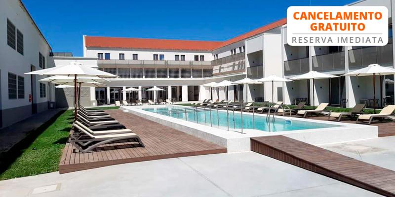 Hotel da Barrosinha 4* - Alcácer do Sal   Estadia com Opção Jantar e Prova de Vinhos