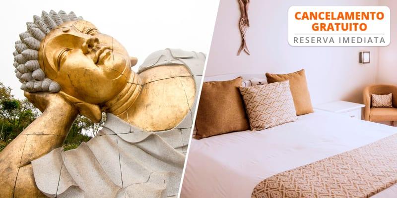 Hotel Neptuno - Peniche | Estadia com Opção Jantar, Entradas Buddha Eden e Dino Parque