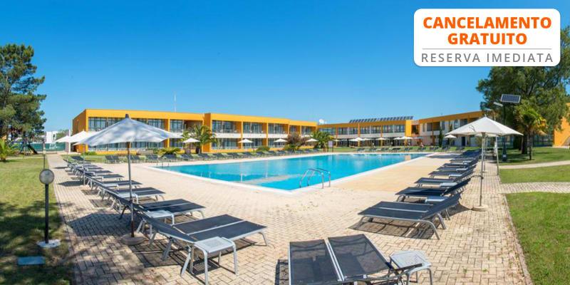Hotel Vila Park 4* - Alentejo Litoral | Férias em Família com Opção Meia-Pensão e Pensão Completa