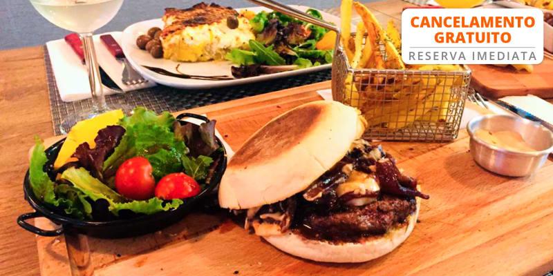 Para os Amantes de Carne   MEAThology Grill & Burger - Lisboa