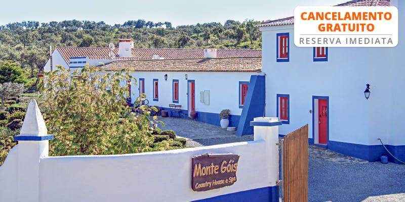 Monte Gois Country House & Spa | Estadia no Alentejo com Opção Spa