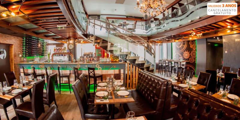 Steakhouse Special para Partilhar c/ Entrada e Sobremesa | Parque das Nações