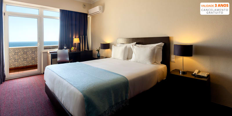 Hotel Praia Mar 4* - Carcavelos | Estadia Romântica com Vista Mar