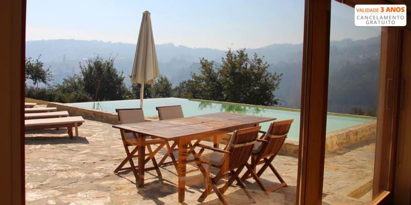 Tapada de São Domingos - Douro | Estadia em Villa com Piscina Privada até 8 Pessoas