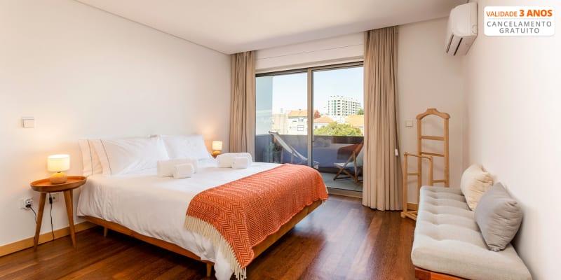 Alves da Veiga Downtown Rooftop - Porto | Noites em Apartamento T2 no Centro da Cidade Invicta