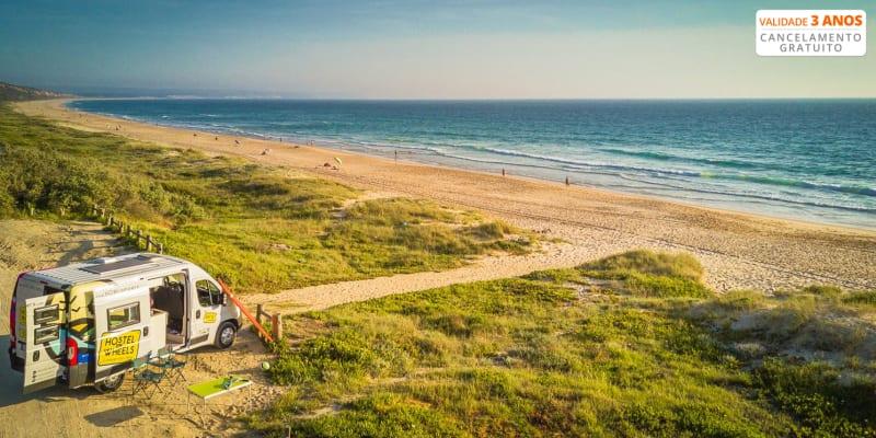 Hostel on Wheels - Lisboa | Faça Uma Road Trip com Campervan com a Família!