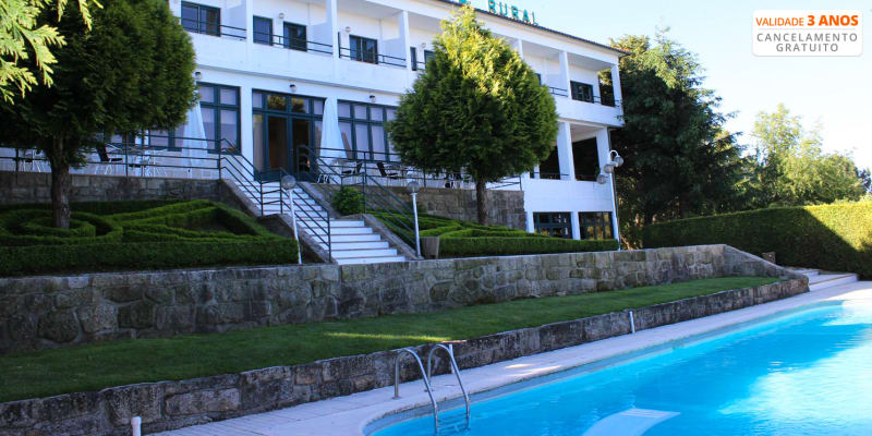 Hotel Rural Casa de S. Pedro - Aveiro   Estadia e Passeio pelos Passadiços do Paiva