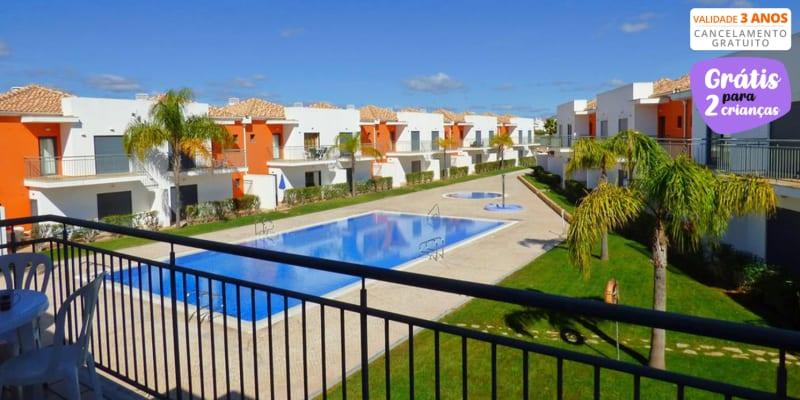 Jardins de Pêra - Armação de Pêra | Férias em Família em Villa Junto à Praia