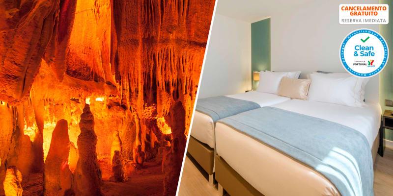 SDivine Fátima Hotel 4* | Estadia a Dois Junto ao Santuário com Opção Jantar e Grutas da Moeda