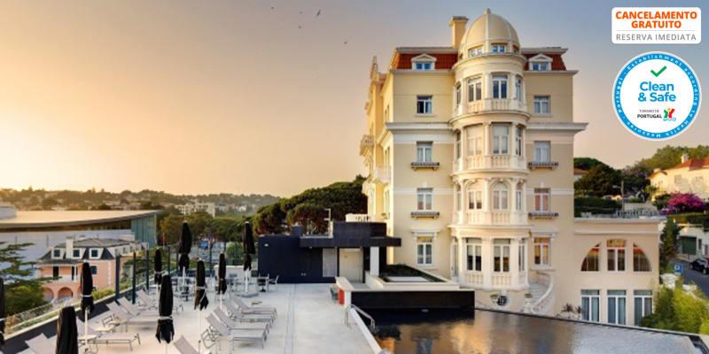 Boutique Hotel Inglaterra 4* - Estoril | Estadia com Opção Jantar