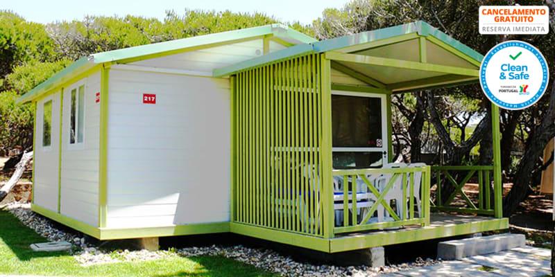 ORBITUR - Parque de Campismo Guincho | Estadia em Bungalow para 5 pessoas