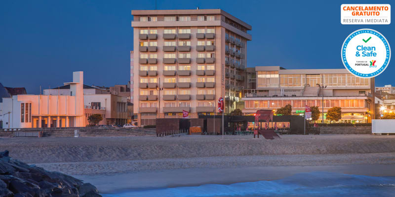 PraiaGolfe Hotel 4* - Espinho | Estadia Junto à Praia