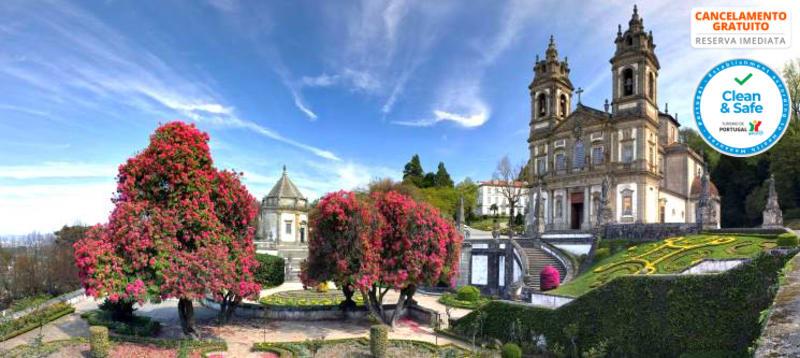 Hotel do Lago - Braga | Estadia Romântica
