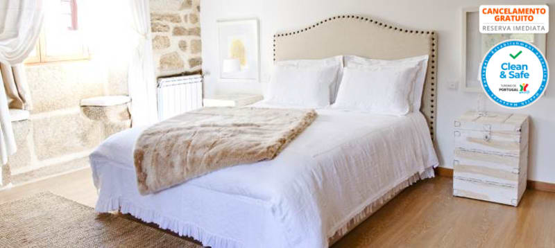 Boutique Hotel Solar de Oura - Chaves | Estadia Romântica