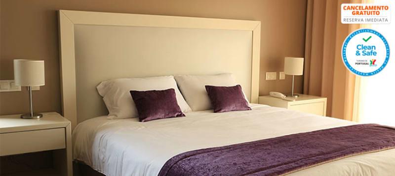 Monte Lírio Hotel & Wellness Centre 4* - Espinho   Estadia & Spa com Opção Jantar