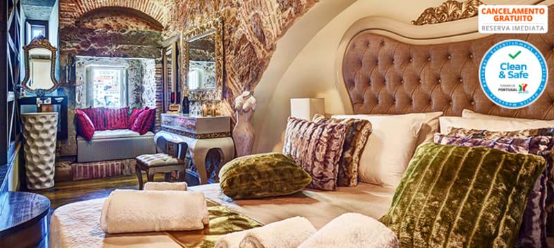 Solar Antigo Luxury Coimbra | Estadia de Romance em Suite
