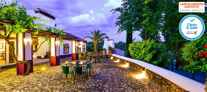 Quinta da Dourada - Portalegre | Estadia Romântica com Opção Jantar