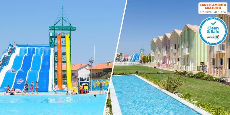 Hotel Cristal Praia Resort & Spa 4* | Programa Tudo Incluído em Família + Parque Aquático