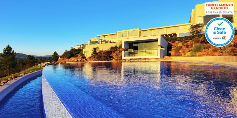 Água Hotels Mondim de Basto 4*   Estadia & Spa c/ Opção Meia-Pensão e Pensão Completa
