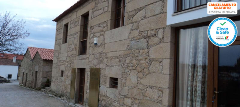 Casa Villar Mayor - Guarda | Estadia de 1 ou 2 Noites com Opção Jantar