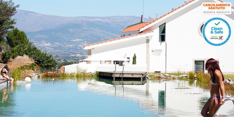 Hotel Príncipe da Beira 4* - Fundão   Estadia & Spa com Opção Jantar Junto à Serra da Estrela