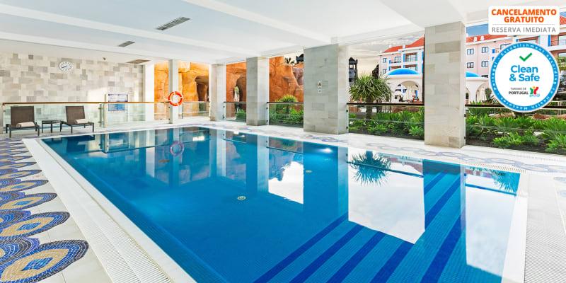 Hilton Vilamoura 5* - Algarve | Noites em Família em Apartamento Junto à Praia c/ Opção Meia-Pensão e Spa