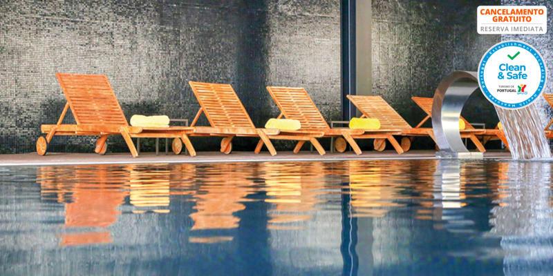 Hotel Douro Scala 5* - Vila Real | Estadia no Douro & Spa com Opção Massagem e Jantar