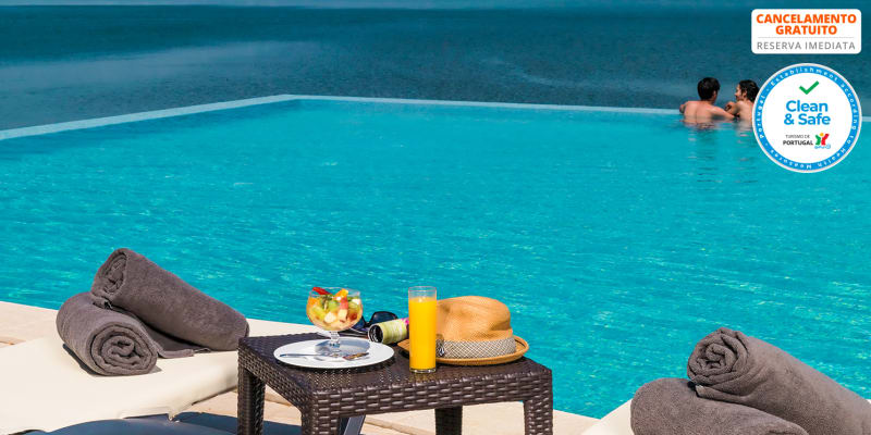 Água Hotels Riverside 4* - Portimão | Estadia & Spa com Opção Jantar