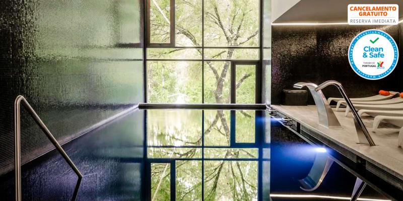Aqua Village Resort & Spa 5* - Serra da Estrela   Estadia em Apartamento & Spa com Opção Jantar ou Massagem