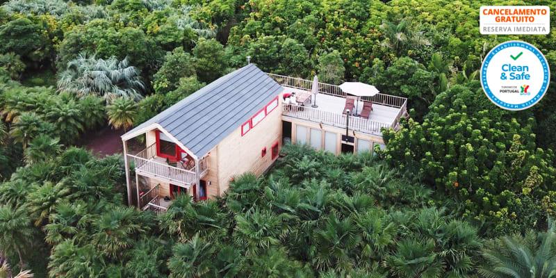 Azul Singular - Ilha do Faial | Estadia de Romance na Natureza