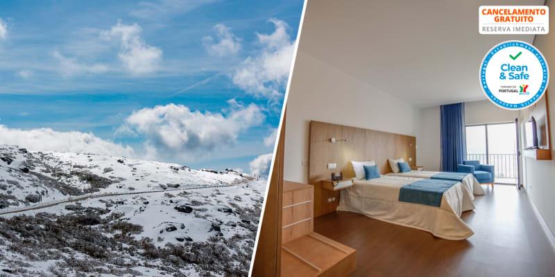 Belmonte Sinai Hotel 4* - Serra da Estrela | Escapadinha com Opção Jantar